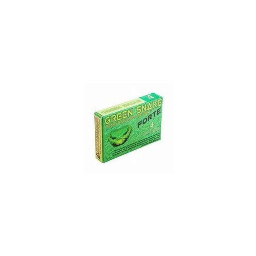 Green Snake kapszula 4db